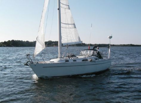 1987 Freedom 36 Modern Cat Sloop