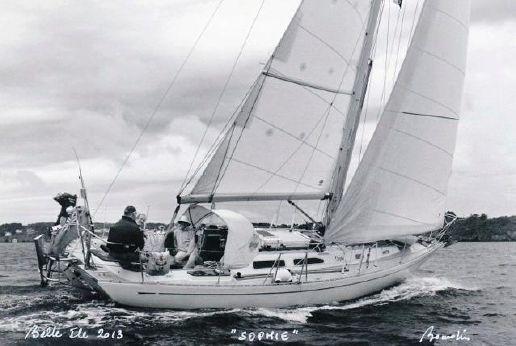 1998 Rustler 36