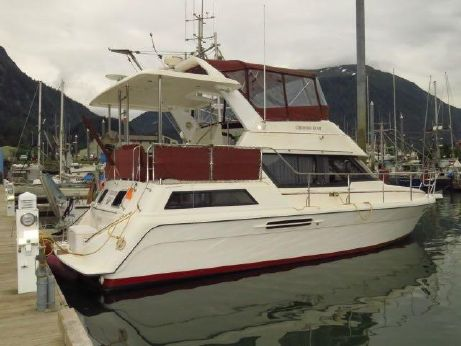 1994 Queenship Sedan Motoryacht