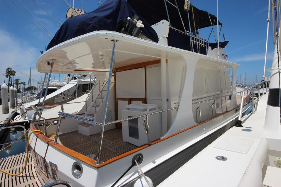 Grand Banks 42 Europa for sale in Long Beach