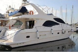 2006 Gulf Craft Majesty 61