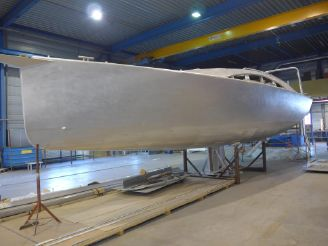 2014 Hull Tonger 39C