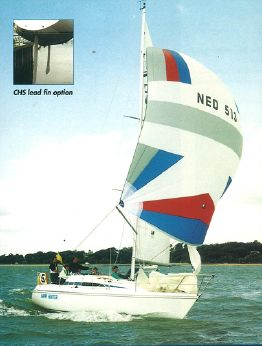 1994 British Hunter Horizon Crusader 30