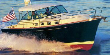 1996 Sabre 36 Express Cruiser