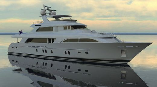2016 Cheoy Lee Shipyards Global Series Expedition Motor Yacht