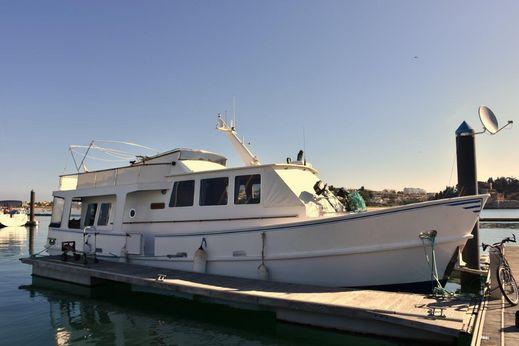1989 Van Der Hoeven Pilot House Trawler
