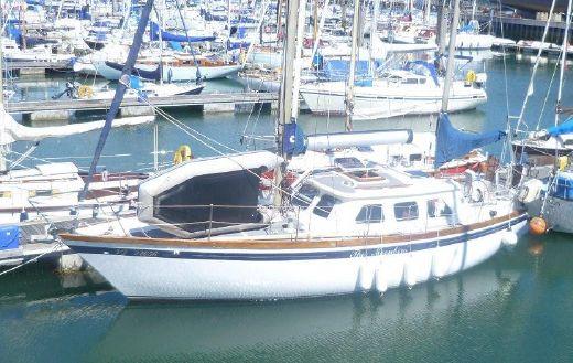 1979 Seastream 34 Ketch Motorsailor