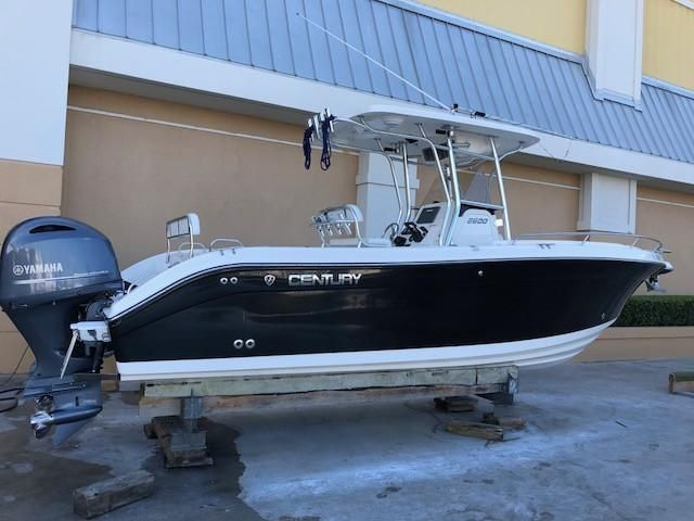 2014 century 2600 center console power boat for sale www for Century motors of south florida