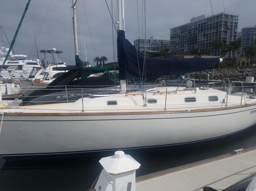Tartan 3500 Sailboat for sale