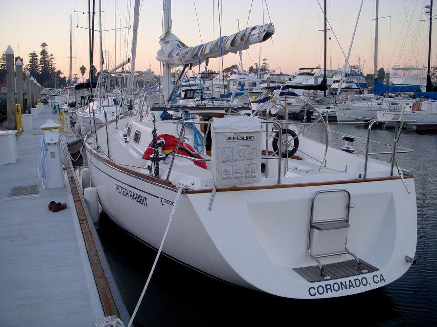 Tartan 3500 Sailboat for sale in San Diego