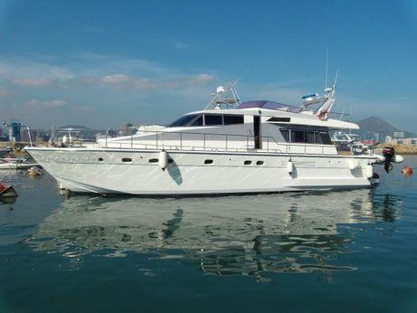 1989 Sanlorenzo 57' Motor Yacht