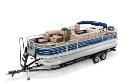2020 Sun Tracker Fishin' Barge 22 DLX
