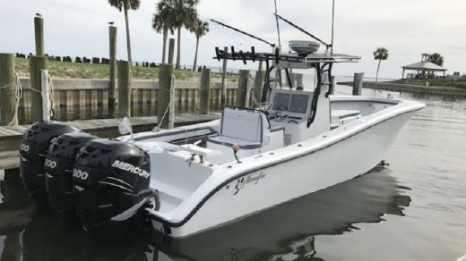 2008 Yellowfin 34 Offshore CC