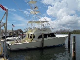 1968 Custom Carolina Lemay Sportfish