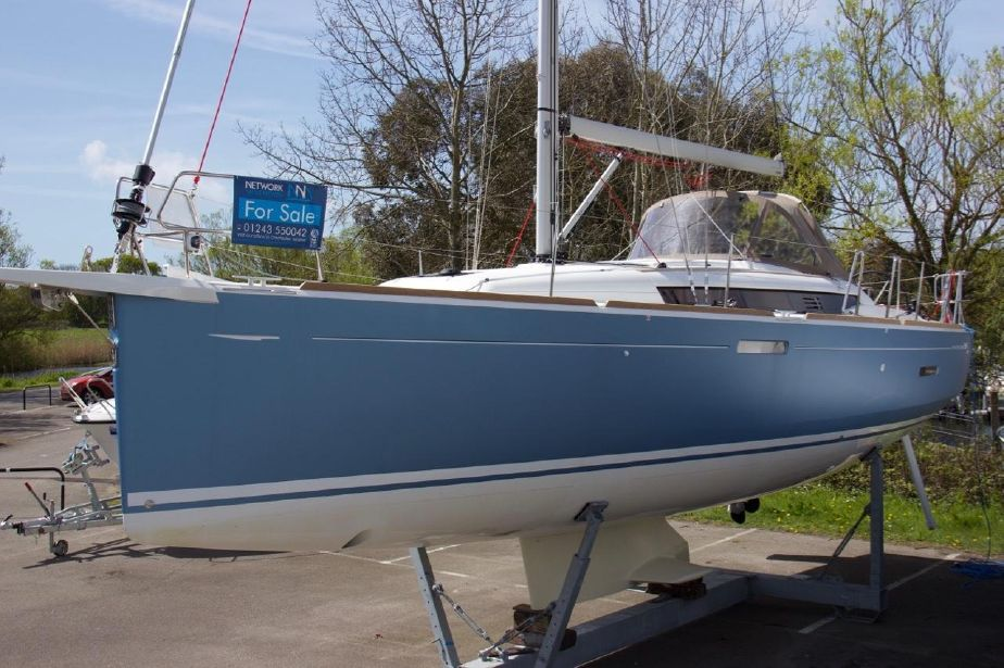 2018 Jeanneau Sun Odyssey 389 Sail New And Used Boats For Sale