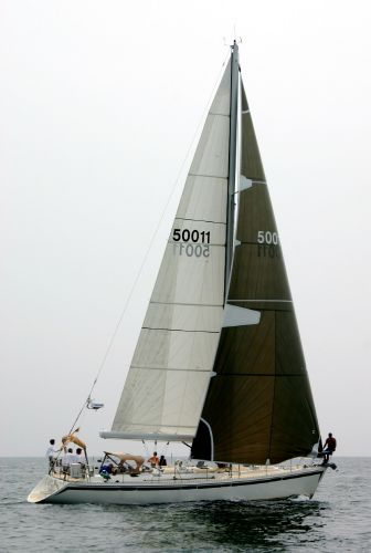 Morris Yachts Apogee 50, MA