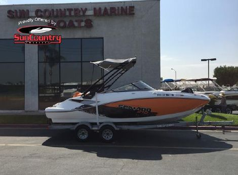 2012 Sea-Doo Sport Boats 210 SP