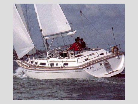 1990 Westerly 490