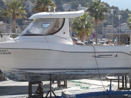 2006 Quicksilver 630 Pilothouse