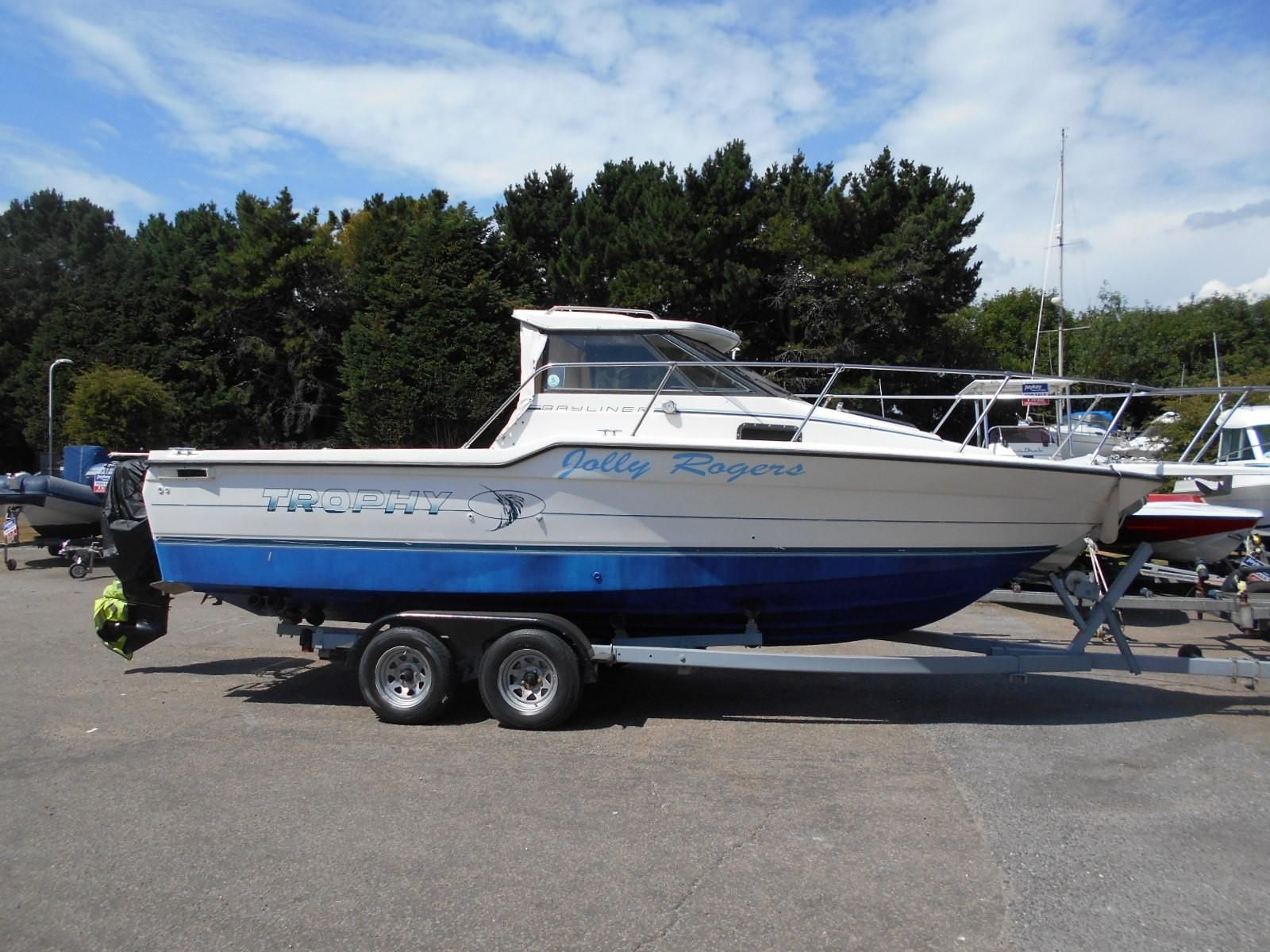 1990 Bayliner Trophy Power New and Used Boats for Sale -  www.yachtworld.co.uk