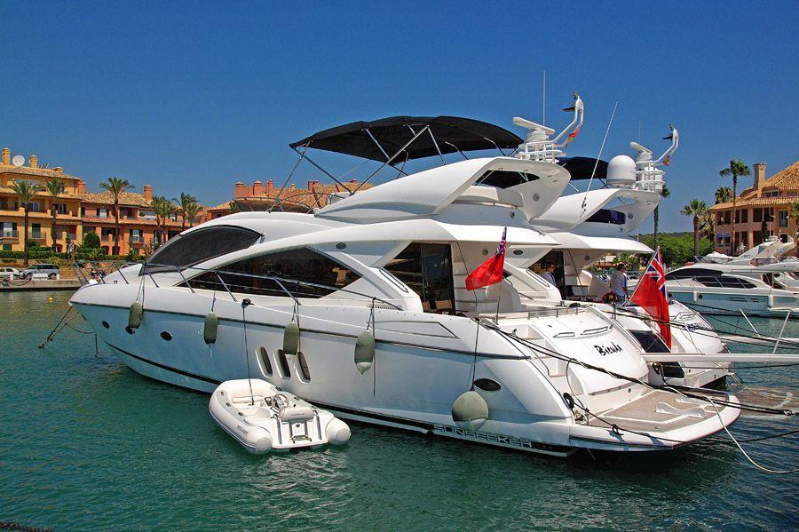 2007 sunseeker manhattan 60 motore barca in vendita www for Appartamenti a new york manhattan in vendita