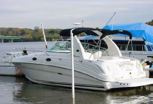 2003 Sea Ray 280 Sundancer - Fresh Water