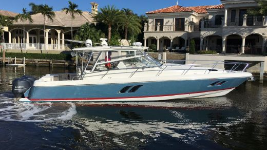 2008 Intrepid 475 Sport Yacht