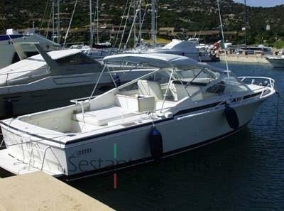 1990 Bertram Yacht 28' Moppie
