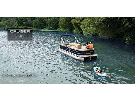 2016 Harris Flotebote Cruiser 240