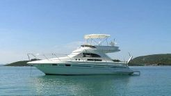 1996 Sealine Statesman 360 fly