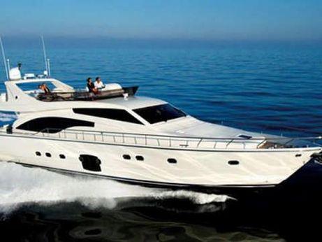 2007 Ferretti Yachts 681 fly