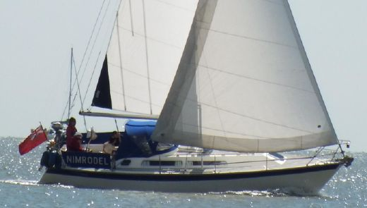1987 Westerly Falcon 34