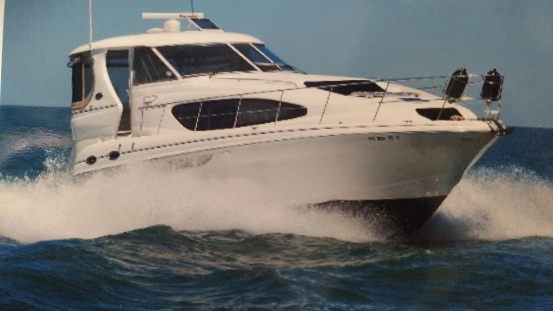 2005 Sea Ray 390 Motor Yacht Power Boat For Sale Www