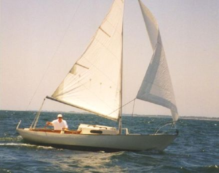 1978 Sea Sprite Sloop