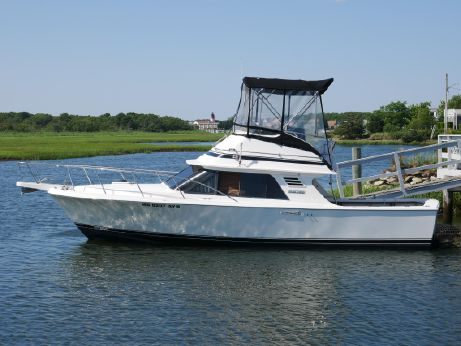 1989 Blackfin Flybridge