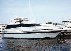 1990 Astillero (comparable To Hatteras, Viking, Ocean Alexander) Tango 60