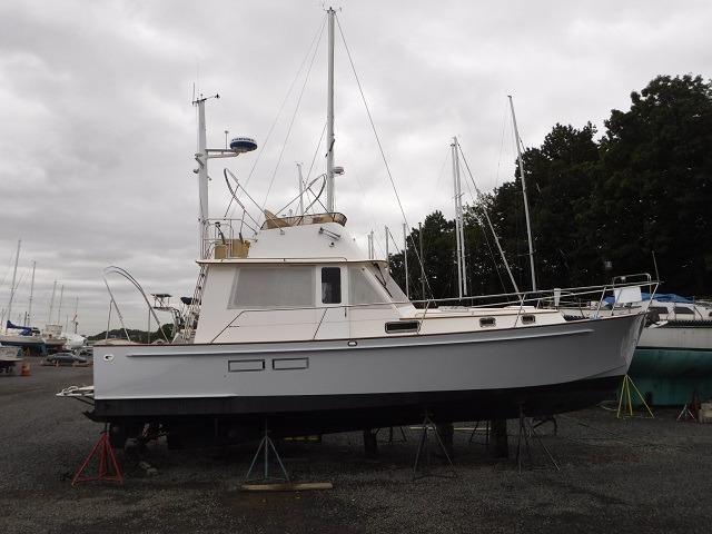 1997Legacy Yachts 40 Sedan