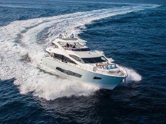 thumbnail photo 2: 2015 Sunseeker 86 Yacht