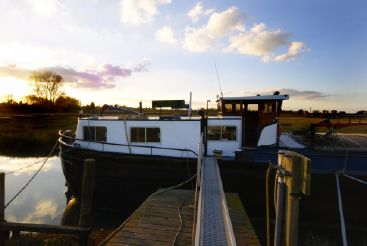 thumbnail photo 1: 1952 Barge Dutch Barge