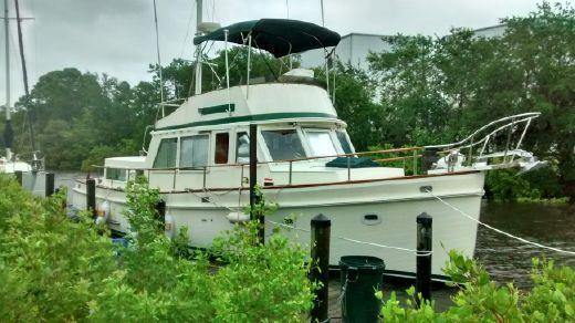 1981 Eagle Aft Cabin Trawler