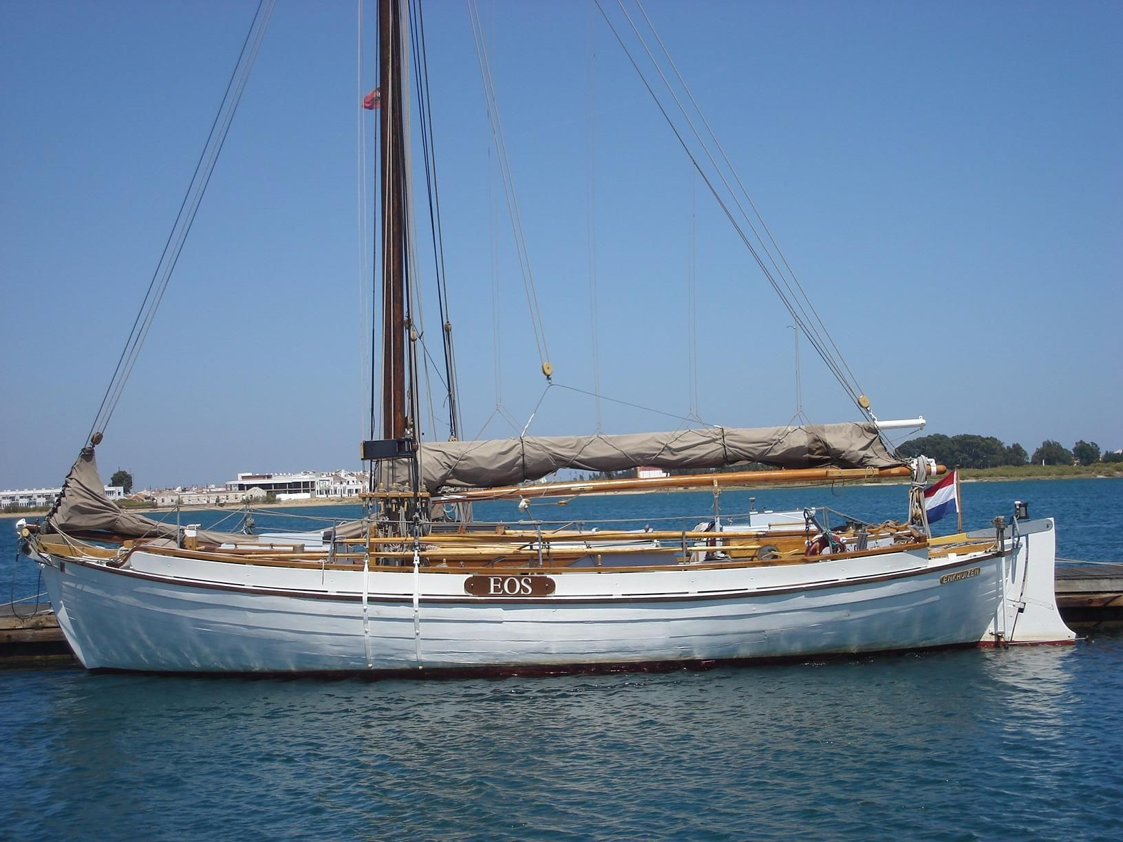 1932 Colin Archer Type Gaff cutter Sail Boat For Sale ...
