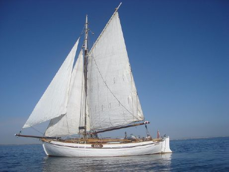1932 Traditional Colin Archer type Gaff Cutter