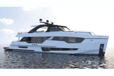 2020 Ocean Alexander 90R Open Bridge Motoryacht