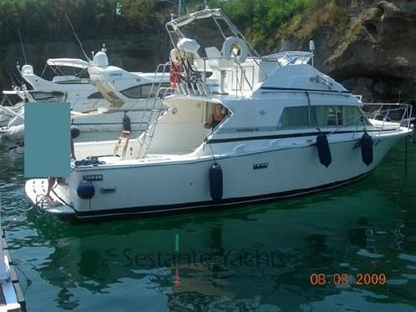 1983 Bertram Yacht 33' SF