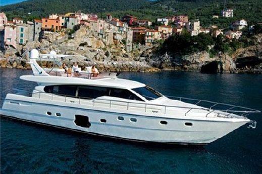 2007 Ferretti 630