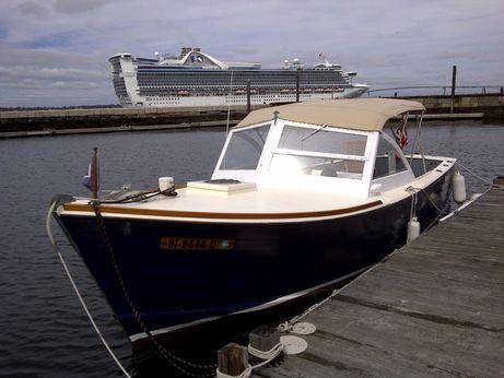 1967 Mackenzie Cuttyhunk Bass Boat