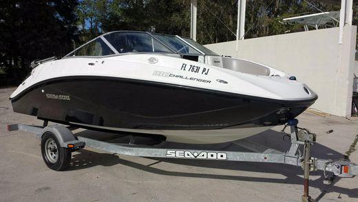 2012 Sea-Doo Sport Boats 180 Challenger SE