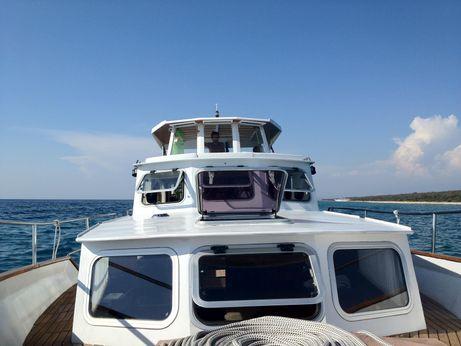 1989 Custom Dutch Trawler Trawler