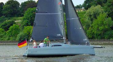 2014 Sailboat SQ YACHTS  25