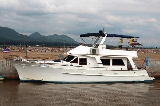 1980 Kha Shing Motor Yacht Custom Made 52